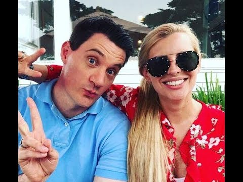 Ed Kavalee gets emotional talking about wife Tiffiny Hall