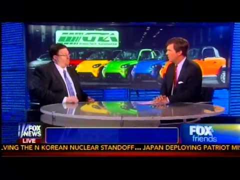 Franklin Center President Jason Stverak on Fox News