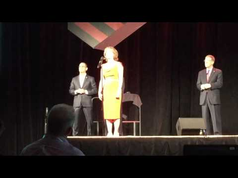 Tracy Petrillo ASAE16 Leadership Award Speech, Chief Learning Officer