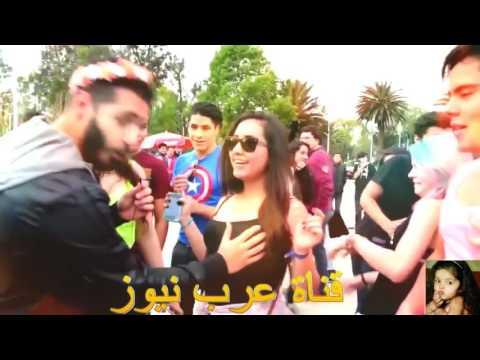 شاب يلمس صدر البنات فى الشارع - فضائح البنات - فيديو حديث و جديد 2017 thumbnail
