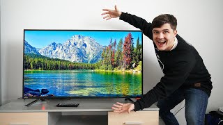 Отличный умный телевизор TOSHIBA 50u5865 | Обзор от Виа