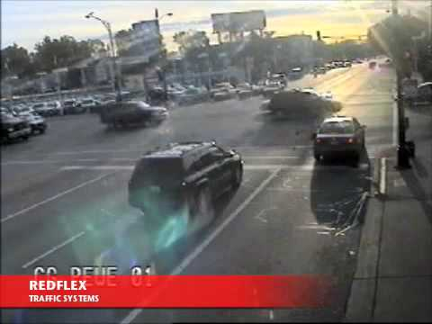 Pedestrian accident - Redflex Traffic Systems