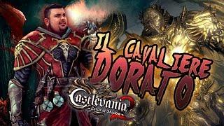 Castlevania - Lords of Shadow 2 - 3°: il Cavaliere Dorato!