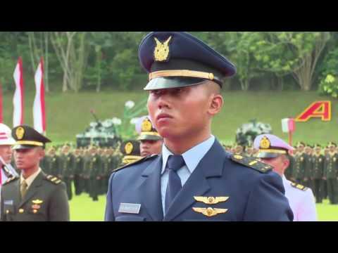 Amanat Presiden Joko Widodo kepada Prasetya Perwira TNI dan Polri Tahun 2016