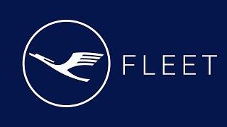 A Flock of Cranes | Lufthansa Full Fleet 2018 incl. Mainline, CityLine, Cargo and Special Liveries