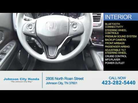 2017 Honda HR V H42315   Johnson City TN