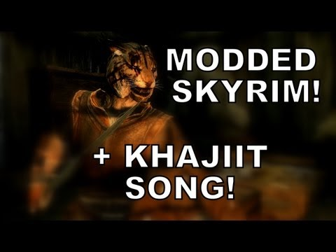 SKYRIM: KHAJIIT LIKE TO SNEAK