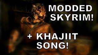 Repeat youtube video SKYRIM: KHAJIIT LIKE TO SNEAK