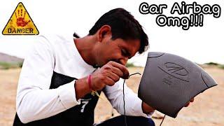 Car Airbag Testing - ये कमाल कि चीज़ मौत को भी मात दे देती है
