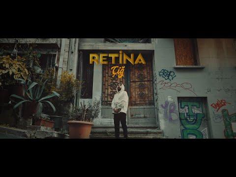 Çiğ - Retina