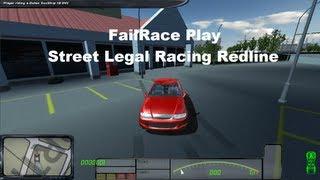 FailRace Play Street Legal Racing Redline