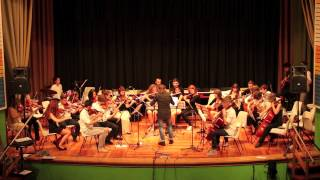 "Orchestra Musiqueros - New Trolls ""Concerto grosso n.2 - Vivace"""