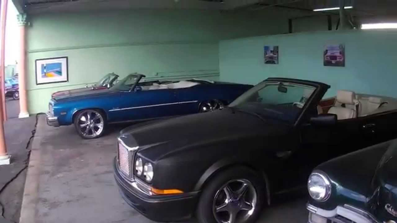 Inside South Beach Classics in Miami, Florida - YouTube