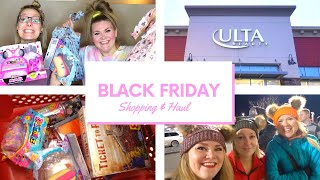Black Friday Shopping & Haul🛍🛒🎉 Target - Ulta - Kohl's