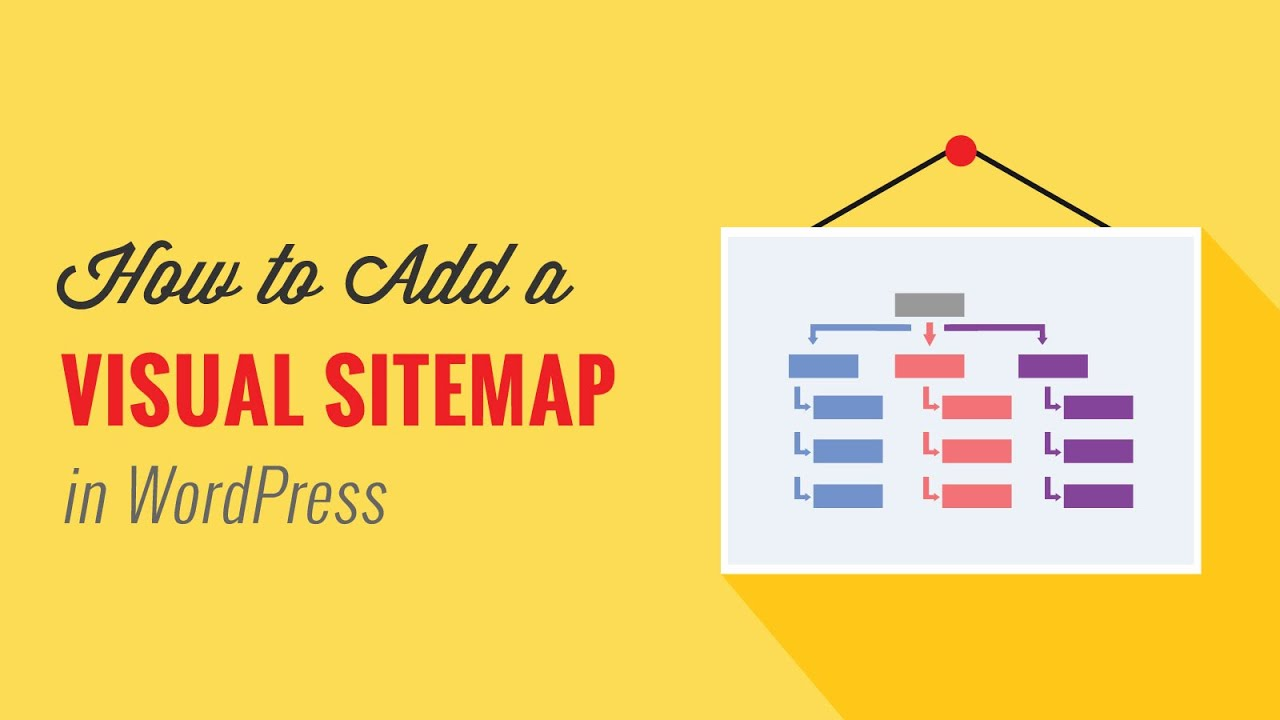 How to Create a Visual Sitemap in WordPress
