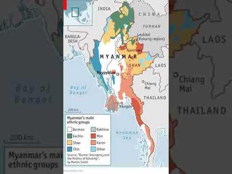 Why is Myanmar Poor ? Because of Myanmar people Attitude