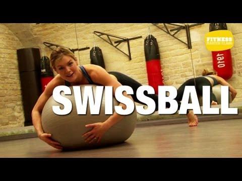 Fitness Master Class - Fitness avec un SwissBall