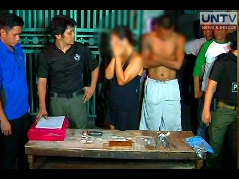 Notorius drug pusher arestado sa anti-drug operation sa Makati City