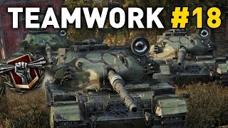 World of Tanks || Three of a Kind - Teamwork #18
