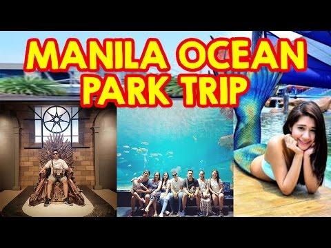 MANILA OCEAN PARK + YEXEL TOY MUSEUM | JEFF SHINOBI VLOG #007