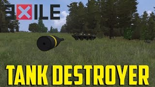 Exile - Tank Destroyer