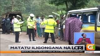 Watu wawili wauawa eneo la Ngemwa Kaunti ya Kiambu