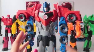 Transformers Robots In Disguise Optimus Prime #kidsplacetown