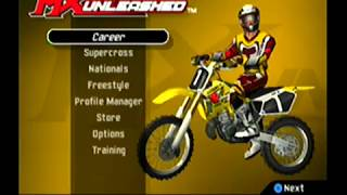 MX Unleashed 2 Stroke Freestyle Racing Part 2