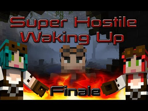 "Minecraft: Vechs Super Hostile Waking Up Ep. 92 ""Finale ..."