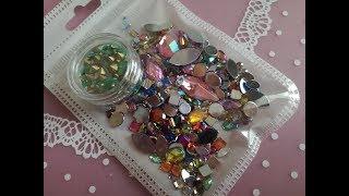 Розпакування нігтьових посилок ЧАСТИНА 4