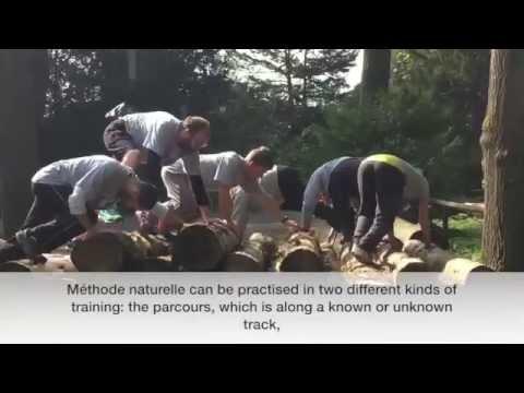 méthode naturelle   Training in the Plateau