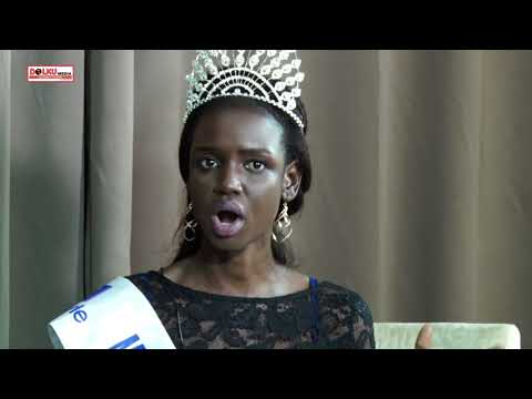 Meet Christine Arual Longar, the Miss World South Sudan 2017