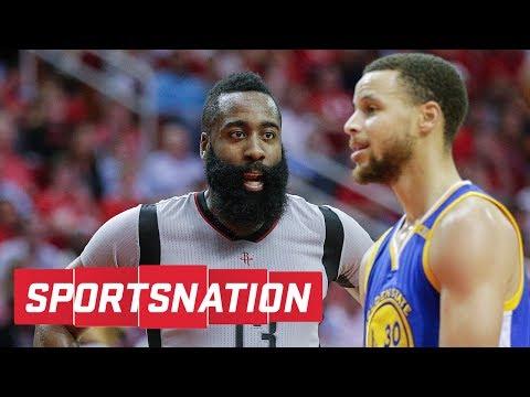 Amin Elhassan On Rockets Closing Gap On Warriors: 'Hell No!' | SportsNation | ESPN
