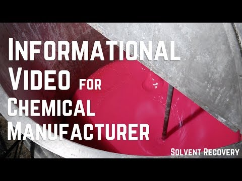 Informational Video for Chemical Manufacturer | Corporate Video Production Company Reading Berkshire