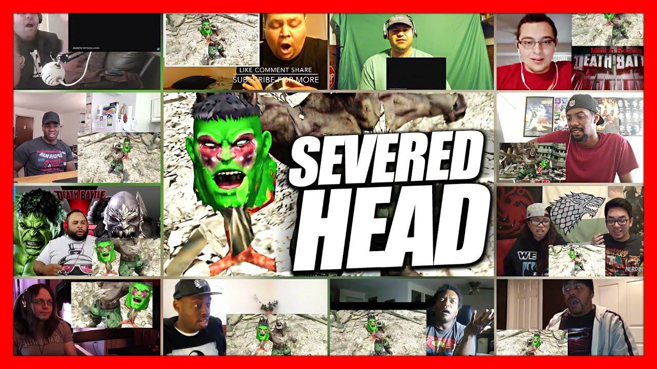 Doomsday vs Hulk (Death Battle) Reactions Mashup - YouTube Doomsday Vs Hulk Death Battle Reaction