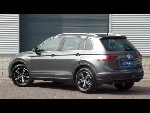 Volkswagen NEW 2018 Tiguan Comfortline Indium Grey 18 inch Nizza walk around & Inside detail