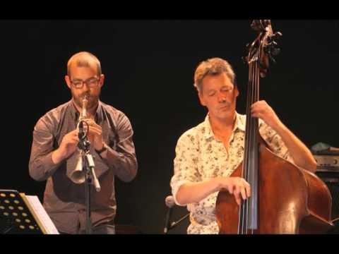 """Hubert Dupont  """"Golan"""" - Side 1-  Live @ Musiques au Comptoir"""