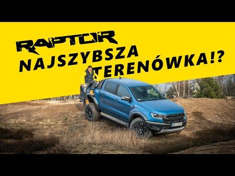 Ford Ranger Raptor – Test | Tego Się Nie Zapomina!