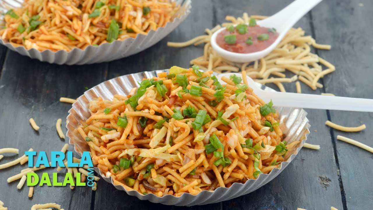 chinese bhel indian street food by tarla chinese bhel indian street food by tarla dalal forumfinder Gallery