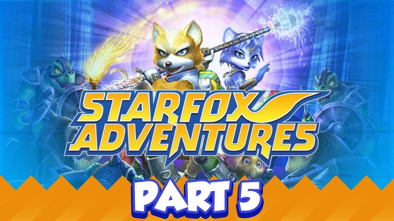 Star Fox Adventures (Longplay Part 5)