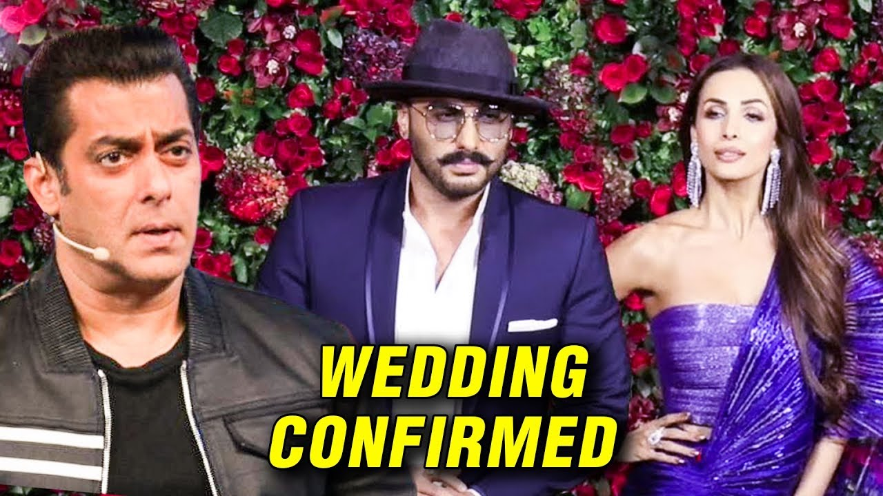 Malaika Arora & Arjun Kapoor Wedding CONFIRMED | Details REVEALED
