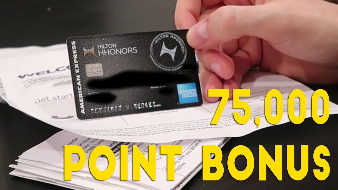 Hilton Surpass Amex Unboxing + Should You Upgrade? - YouTube