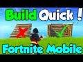 Tips For Fortnite Mobile