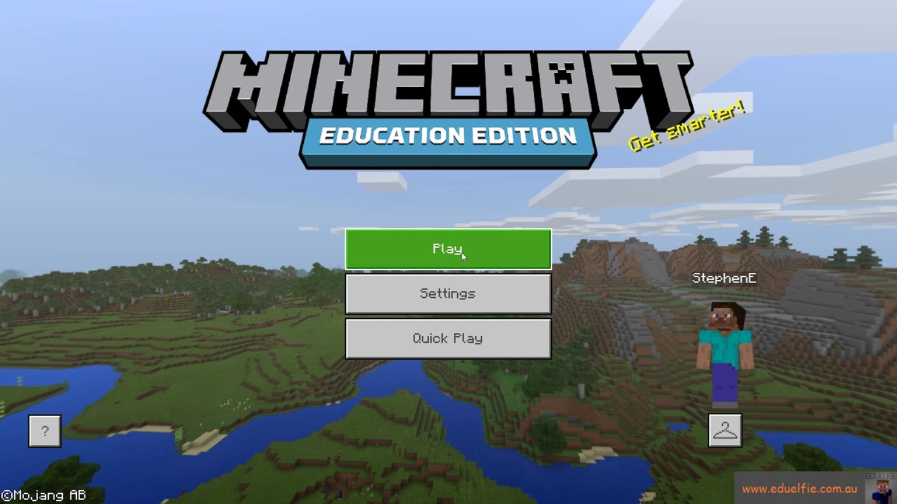 Minecraft Education Edition Tutorial Resource Packs Part 1 Youtube