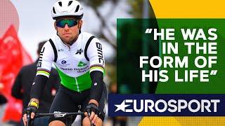 Wiggins On The Absence Of Mark Cavendish at Tour De France   The Bradley Wiggins Show   Eurosport