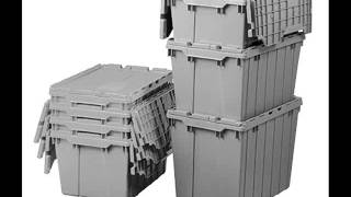 Plastic Storage Totes | Plastic Storage Containers Collection