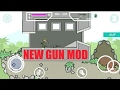 How to hack mini militia new gun mod(no root) 2017