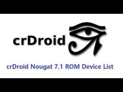 Review: Latest CR Droid 7 1 1 for the Nexus 6 By: