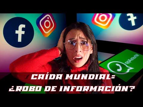 ⚠️ ¿Por qué se cayeron WhatsApp, Facebook e Instagram? Hackeo y filtración de datos sería la causa