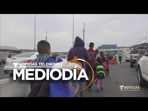 El gobierno quiere recolectar ADN de solicitantes de asilo en la frontera   Noticias Telemundo